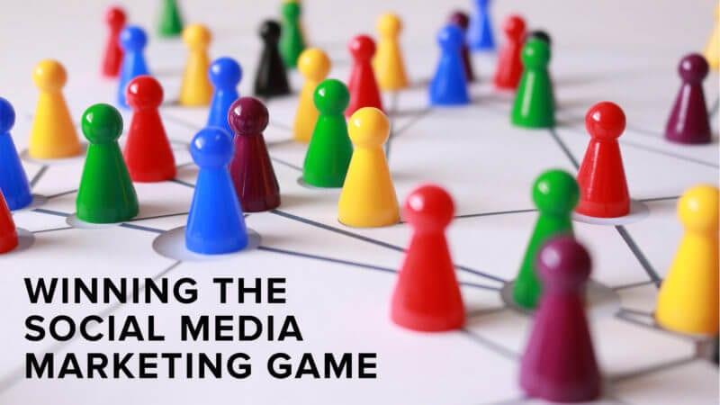 Winning the social media marketing game