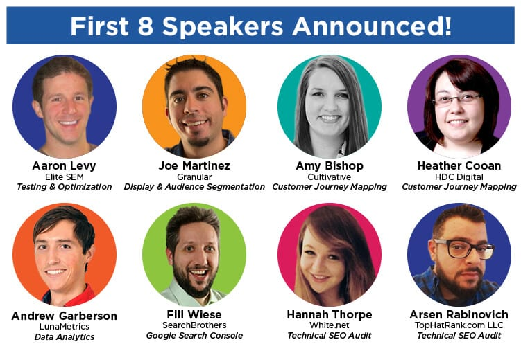 SEO & SEM experts are coming to NYC! Are you?