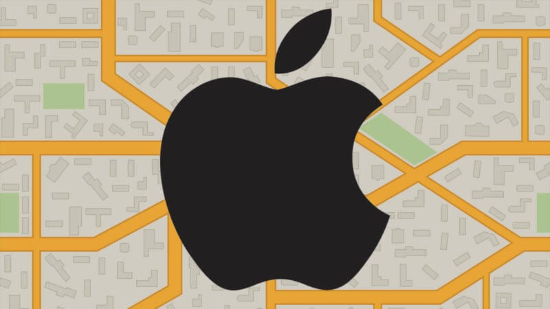 Apple Maps takes a step in the right direction