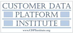 CDP Institute at MarTech