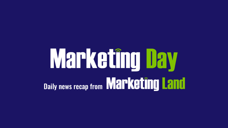 Marketing Day: MarTech Conference coming to Boston, Cision adds image tracking & more
